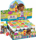 Doc McStuffins - BUBBLES (Choose Amount) Kids Party Bag Filler Loot Toys Disney