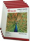 Premium Photo paper Gloss/Glossy for inkjet printer A4 A3 5x7 4x6 All GSM