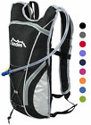 Andes 2 Litre Hydration Pack Water Rucksack/Backpack Cycling Bladder Bag