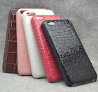New Alligator Leather hard Case cover For iphone 5C
