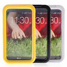 Shockproof Waterproof Case Cover For LG G2 Silicone+PC Phone Protective Shell