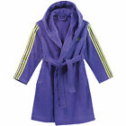 adidas Performance Bathrobe Kinder-Bademantel Baumwolle Frottee Morgenmantel