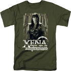 Xena Warrior Princess Honored Licensed Adult Shirt S-3XL