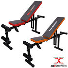Внешний вид - Weight Lifting Gym Fitness Training Workout Folding Abs + Flat + Fly Bench Set