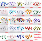 New 6mm 8mm Birthstone Accent Floating Charm for*Living Locket jewelry 12-50pcs