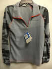 NEW- Columbia 100% polyester 1/2 Zip Top Boys Sizes-Tagged $32