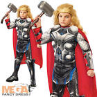 Thor Boys Fancy Dress Age of Ultron MarveL Kids Superhero The Avengers Costume
