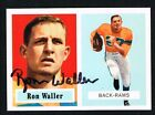 Ron Waller #82 signed autograph auto 1994 Topps 1957 Archives Football Card