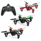 Hubsan X4 H107c 4 Channel 6 Axis Gyro 2.4ghz RC QuadCopter with Camera Tide Gift