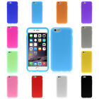 New Rubber Silicone Soft Gel Skin Case Cover For Apple iphone 6 6G 4.7 Inch Tide
