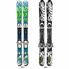 K2 Indy All Terrain Junior Ski + Marker Fastrack 2 Bind. -Children's Ski set