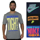 Nike Men's Assorted Graphic Slogan T-Shirts