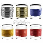 New 5M DIY CAR INTERIOR & EXTERIOR DECOR MOULDING TRIM STRIP MULTI COLORS U PICK