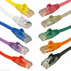 0.5m Gigabit CAT6 Ethernet Patch Lead / RJ45 LAN Network Cable Cat 6 Colours