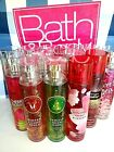 Bath and Bod Works Fine Fragrance Body Mist Splash Spray 8 fl oz / 236mL U Pick!