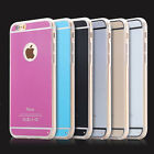 Luxury 0.5mm Ultra Thin Slim Anti-Scratch Acrylic Soft Case Cover For iPhone 5 6