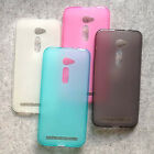 "For Asus Zenfone 2 5""ZE500CL Soft TPU matte Gel skin case cover"