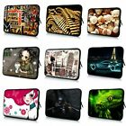 """14""""14.1""""Shockproof Soft Sleeve Case Bag Pouch Fr HP Dell Lenovo Msi Asus Laptop"""