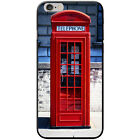 The London Telephone Box Hard Case For Apple Phone Models