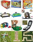 LARGE FAMILY GIANT GARDEN GAMES OUTDOOR SUMMER BEACH BBQ PARTY FUN KIDS QUOITS