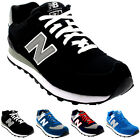 Mens New Balance 574 Classic Low Top Suede Sport Lace Up Running Trainer UK 7-12