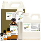 Vanilla Extract Essential Oil 100% Pure 5ml 10,15ml 1oz 2,4 8,16oz 32oz FreeShip