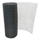 Welded Galvanised PVC Plastic Coated Fencing Chicken Wire Mesh Aviary Garden NEW