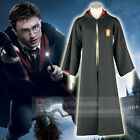 Adult Harry Potter Cloak Gryffindor Cosplay Costume Robe Coat Jacket FREE P&P