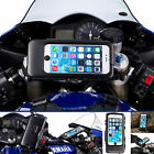 Motorcycle Fork Stem Mount with Waterproof Case for Apple iPhone 6 Plus