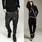 New Men Harem Sweat Pants Sports Dance Hip Hop Casual Baggy Jogging Trousers LA