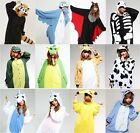 Hot Sale Unisex Adult Onesie Kigurumi Pajamas Anime Cosplay Costume Sleepwear
