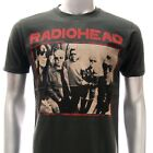 ASIA SIZE Sz S M L XL Radiohead T-shirt Thom Yorke Rock Band Music Many Size