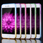 """Colorful Transparent Crystal Soft TPU Case Skin Cover For iPhone 6 4.7"""" Tide"""