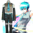 Vocaloid Hatsune Mikuo Cosplay Costume Anime Full Set FREE P&P