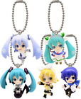 Bandai Hatsune Miku Vocaloid Swing 02 Key chain Figure