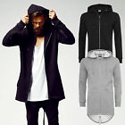 Urban Classics Sweat Parka Kapuzenpullover Jacke Long Hoody Club Wear TB1015
