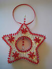 kit makes 1 Scarlett Eve Ornaments  Christmas  Beads, Sequins, pins  Craft NEW