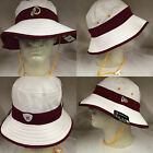NFL Washington Redskins 2015 New Era White Training Day On Field Bucket Hat