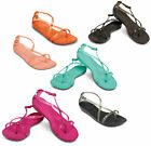 Womens Crocs Really Sexi Flip Full Strappy Lightweight Gladiator Comfort Sandals