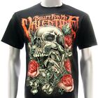 Sz S M L XL XXL 2XL Bullet For My Valentine T-shirt  Black Many Size Bu26