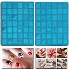 Nail Stamping Polish Printing Plate Image Stamp Plate Template Nail Manicure Art