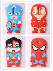 For LG G2 D802 G3 D850 D855 L70 Cartoon Disney Batman Soft Silicone Case Cover