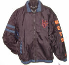Vintage 90's New York METS Windbreaker JACKET SEWN Letters NWT NEW Old Stock
