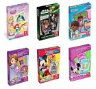 Character Playing Card Games (Happy Families/Pairs/Domino/Match Game) DISNEY