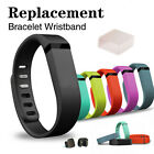 Replacement Wristband & Clasp For Fitbit Flex SMALL & LARGE Bands+Clasp&Fastener