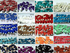 10pcs Artificial Leather Velvet DIY Make Art Tassel Pendants Craft 20colcor