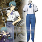 Baka and Test Fumizuki Academy Boys Summer Uniform.Cosplay Costume FREE P&P