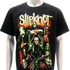 Sz M L XL XXL 2XL SLIPKNOT T-shirt Heavy Metal Hard Rock Music Tour Concert Sl69
