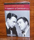 The Abbott & Costello Show (Digitally Remastered DVD) 3 Comedy Hour Shows! *NEW*