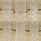 [wamami]50-83 MM Vintage Style Lace Crochet Trim Cotton Insert DIY Accessory